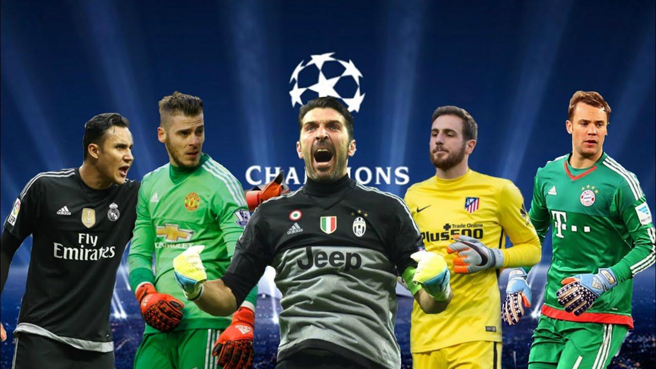 Top 20 Best Goalkeeper Saves Champions League 2015/2016