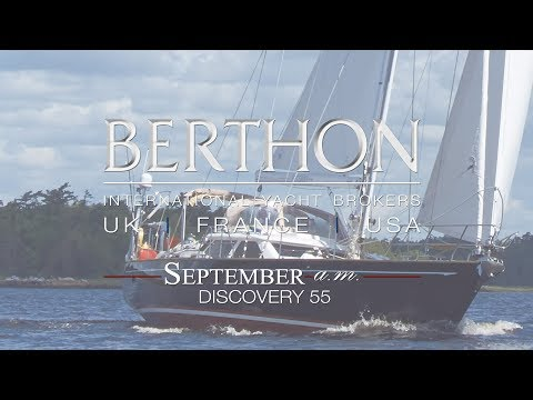 Discovery 55 (SEPTEMBER A.M.) Walkthrough - Yacht for Sale - Berthon International Yacht Brokers