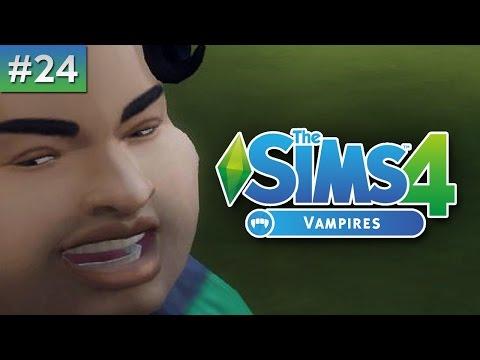 Sims 4 - BAYI VAMPIRE !! - Momen Lucu Sims #24