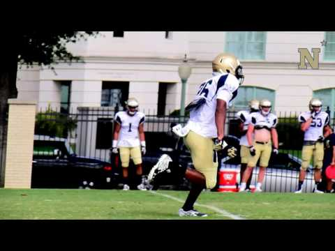 9 Days to Navy Football