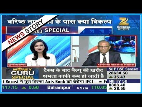 Money Guru | Financial Planning for retired personnel lieu to FD, Part-II