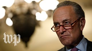 Schumer: We're worried about what President Trump said