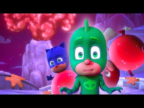 PJ Masks Funny Colors - New Episode 30- Kids Videos
