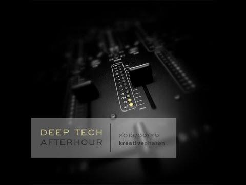 kreativephasen Berlin - Deep Tech Afterhour 2013/09/29 (live record/berlin)