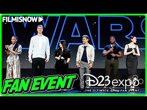 star-wars:-the-rise-of-skywalker-(2019)-|-d23-presentation-&-interviews