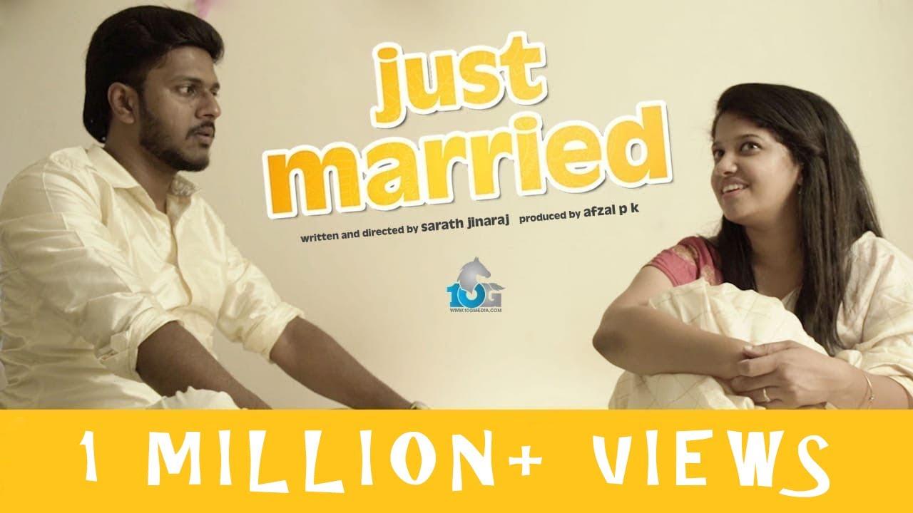 Download Just Married | Latest Malayalam Short Film | Sarath Jinaraj | Afzal Pk | 10G Media Originals