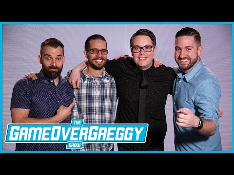 Colin's Last GameOverGreggy Show - The GameOverGreggy Show Ep. 174