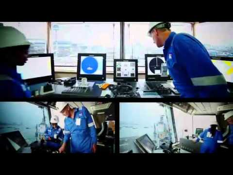 From the Sea to the Cloud - Building a Global Marine Firm with Office 365