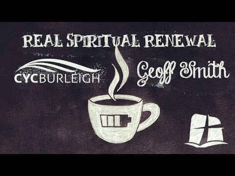 Renewal Requires Fire  - Geoff Smith