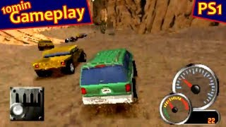 Test Drive Off-Road 2 ... (PS1)