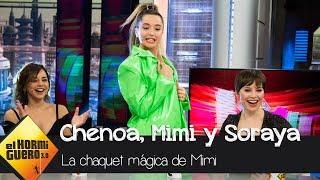 Mimi hace magia con sus bailes y su chaqueta de mil colores - El Hormiguero 3.0