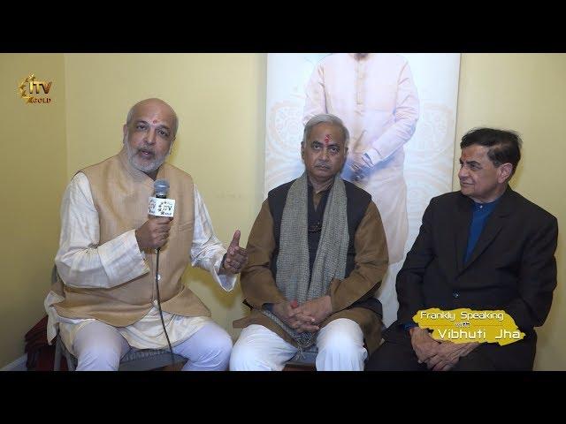 Sheshadri Chari | Member, BJP's National Executive Committee | Frankly Speaking
