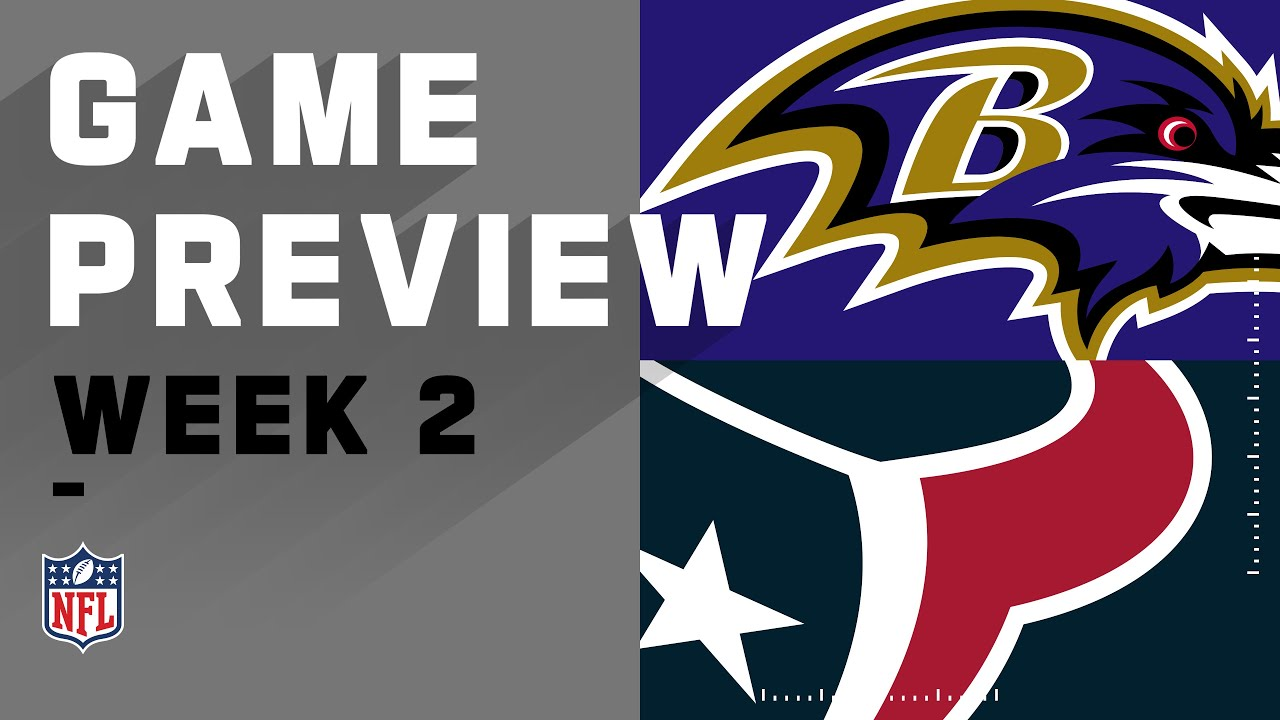 5 Texans To Watch For In Week 2 Vs. Ravens
