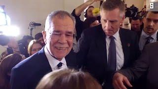 Präsidentenwahl in Österreich: Sieg für Van der Bellen, Niederlage für FPÖ