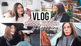VLOG ⎮ Déco salon & shopping avec mes collègues !