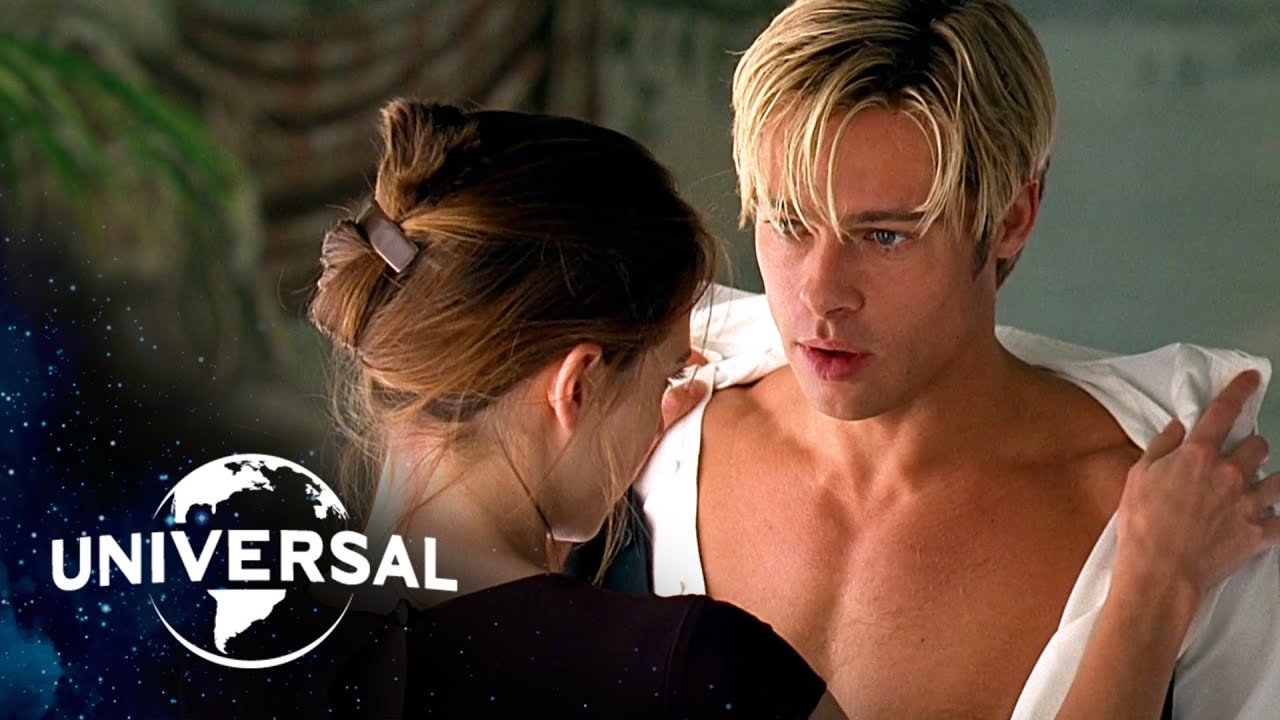 "Meet Joe Black | ""I Love Making Love to You"""