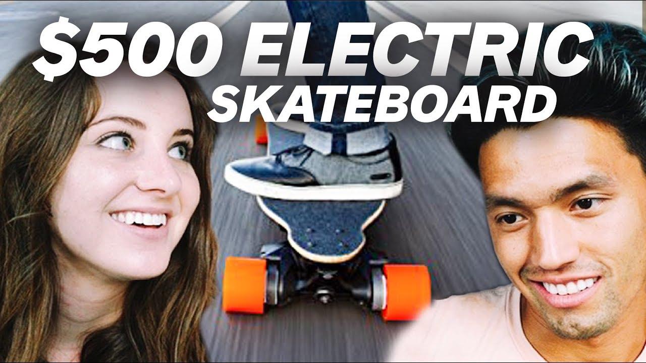 $500 VS $1500 ELECTRIC SKATEBOARD!  YouTube