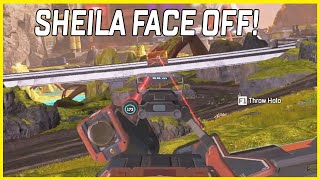 What Happens When Two Sheilas Fight Each Other? Apex Legends #Shorts