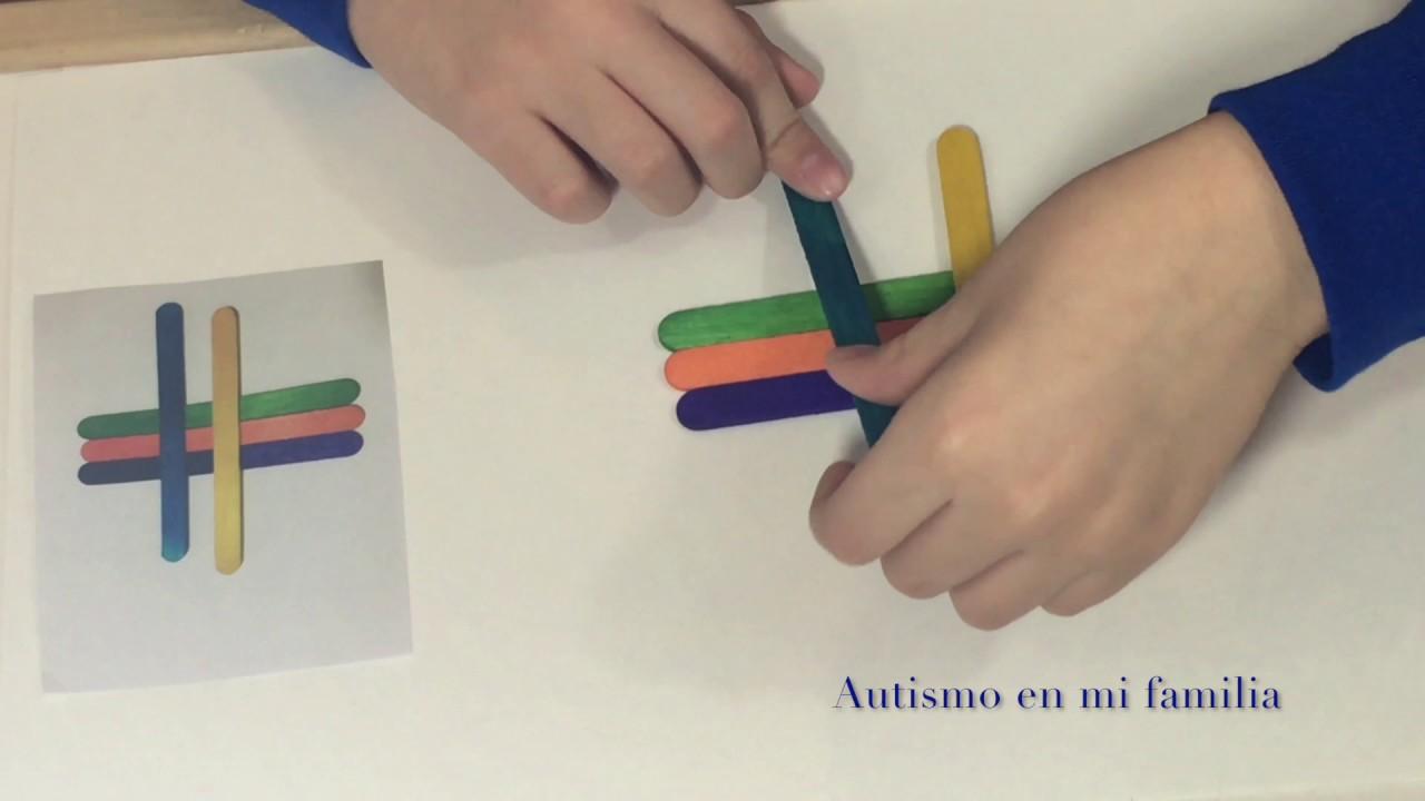 Autismo Actividad De Atencion Y Concentracion Youtube