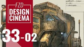 Design Cinema – EP 33 - Mech Design Part 02