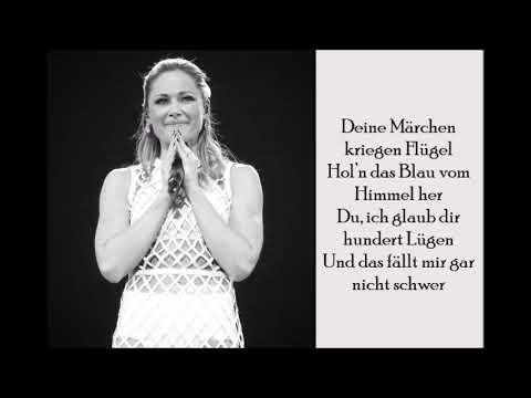 Ich Glaub Dir Hundert Lügen - Helene Fisher - (Lyrics)