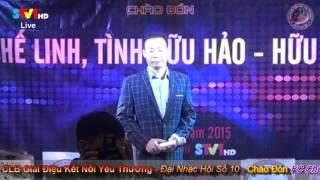 Xin Yêu Tôi Bằng Cả Tình Người  - Trịnh Khánh   CLB Giai Điệu Kết Nối Yêu Thương  