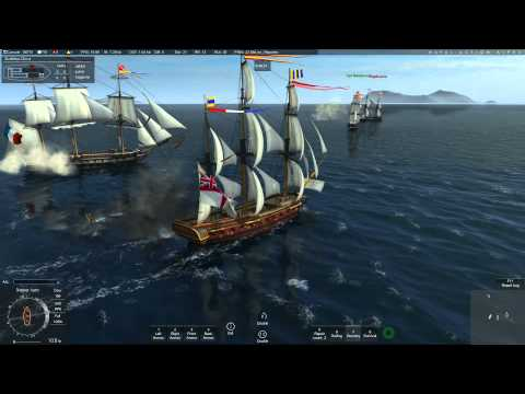 Naval Action Alpha - #31 - Cerberus PVP - 1080p HQ
