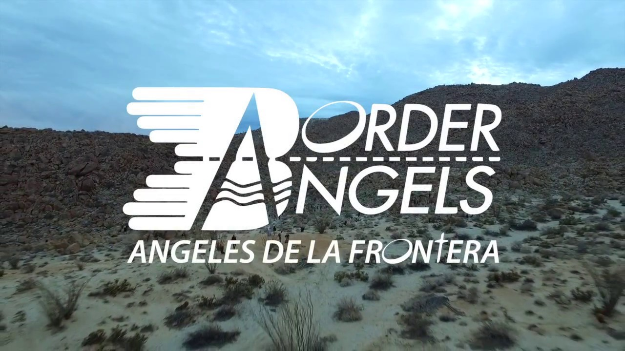 Border Angels  >> Border Angels November 2016 Desert Water Drop Youtube