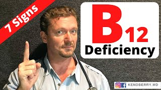 B12 Deficiency: 7 Signs Doctors Miss (2019)