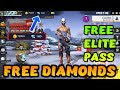 How To Get Free Diamonds In FREE FIRE 2019 || UPGRADE ELITE PASS FREE [HINDI] GARENA FREEFIRE