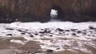 Bigsur Pfeiffer beach, California Thumbnail