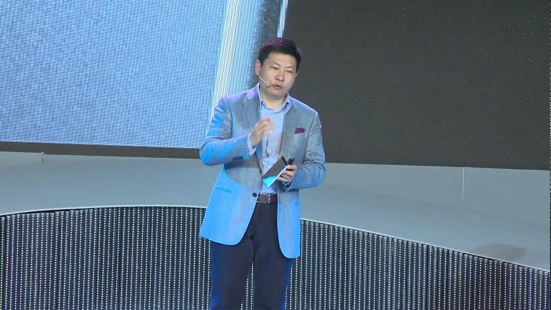 Resultado de imagen para Yu Chengdong 5G