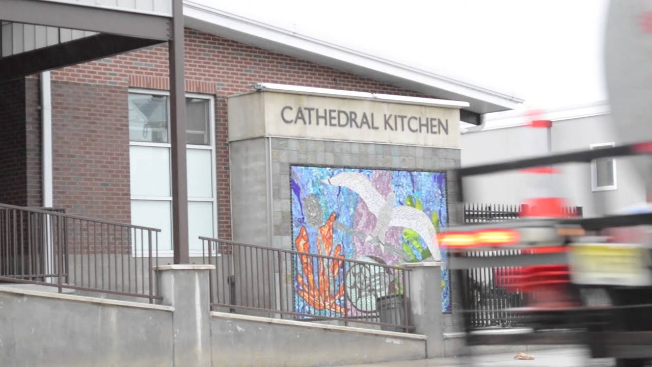 A Cathedral Kitchen In Camden
