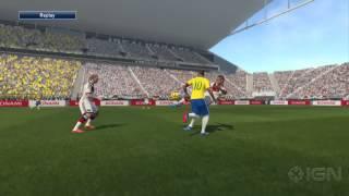 Pro Evolution Soccer 2016 Gameplay Teaser