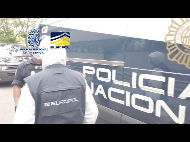 La Policía Nacional detiene en Madrid a un miembro del aparato financiero de DAESH.
