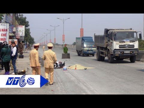 Bản tin Giao thông 25.06.2016: Tai nạn chết người ở vòng xoay An Sương | VTC