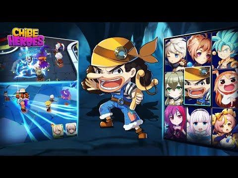 Chibi Heroes [ Android APK ] Gameplay