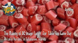 #32 How we made D6 Dice Image Candy for Table Top Game Day