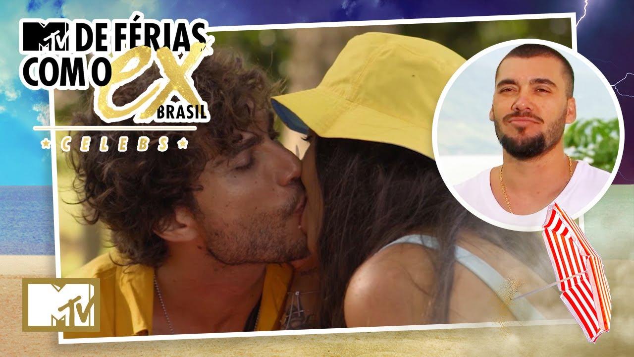 Maju CURTE MUITO date com seu ex Bruninho  | MTV De Férias com o Ex Brasil Celebs T7