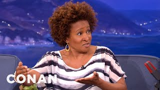 "Wanda Sykes On Her ""Finding Your Roots"" Surprises"