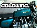 HONDA GOLDWING GL 1000 - 4 CILINDROS BOXER