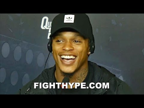 ANTHONY YARDE LAUGHS AT KOVALEV BEFORE TELLING HIM HE'S GETTING KNOCKED OUT; DISMISSES TRASH TALK