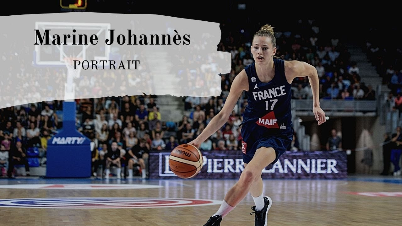 12780f8c32c55 Marine Johannès by Women Sports - YouTube
