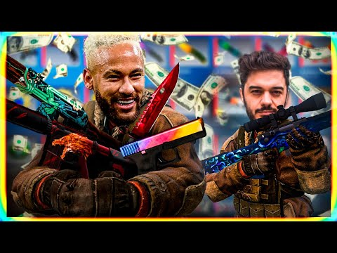 How Much Celebrities Spend On CS:GO Skins?