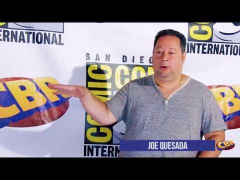 Joe Quesada Talks Marvel's Netflix Shows, Increased Diversity in Comics