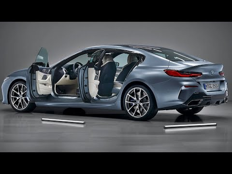 2020 BMW 8 Series Gran Coupe - INTERIOR and Features