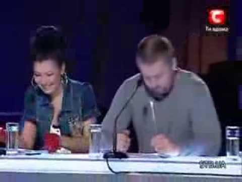 The X-factor Ukraine Season 1. Bootcamp. part 3