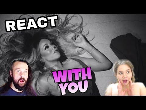 VOCAL COACHES REACT: MARIAH CAREY - WITH YOU REACT