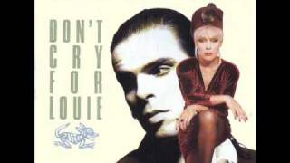 Don't Cry For Louie - Vaya Con Dios (Original Vinyl)
