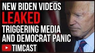 New Biden Videos LEAKED Triggering Media And Democrat PANIC, Fake News DESPERATELY Defends Joe Biden